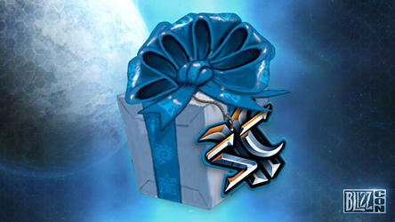 Mystery Reward For Starcraft 2 Players